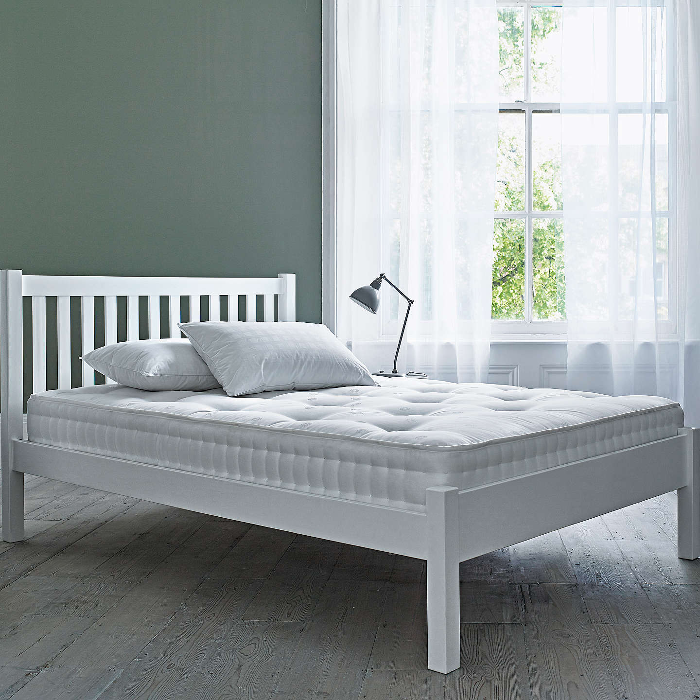 frame covered bed lewis size online rouen at main pdp rsp johnlewis grey fabric buyjohn king john
