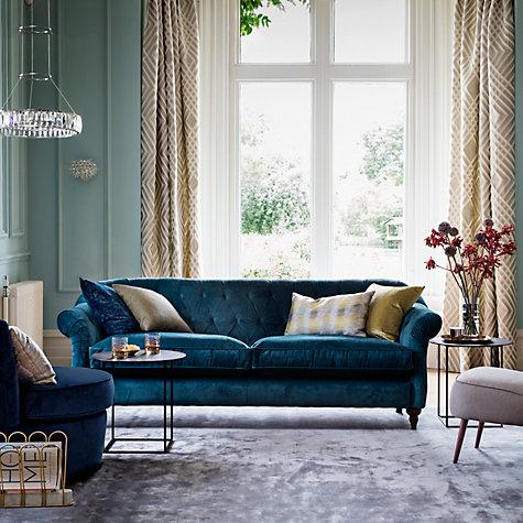 Buy john lewis alexa crystal wall light clear chrome - Deco interieur bleu ...