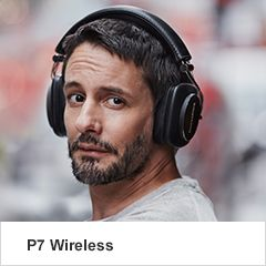p7 headphones wireless