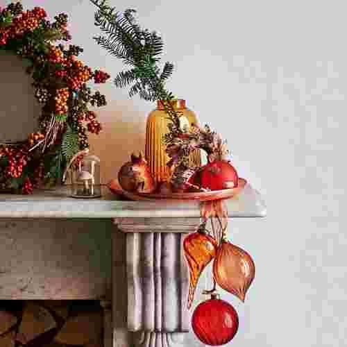Elton John Christmas Ornament.The John Lewis Partners Christmas Advert