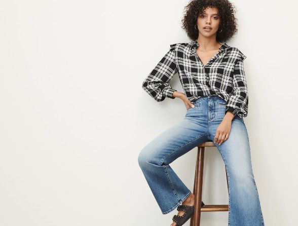 The perfect blouses for the return to normal
