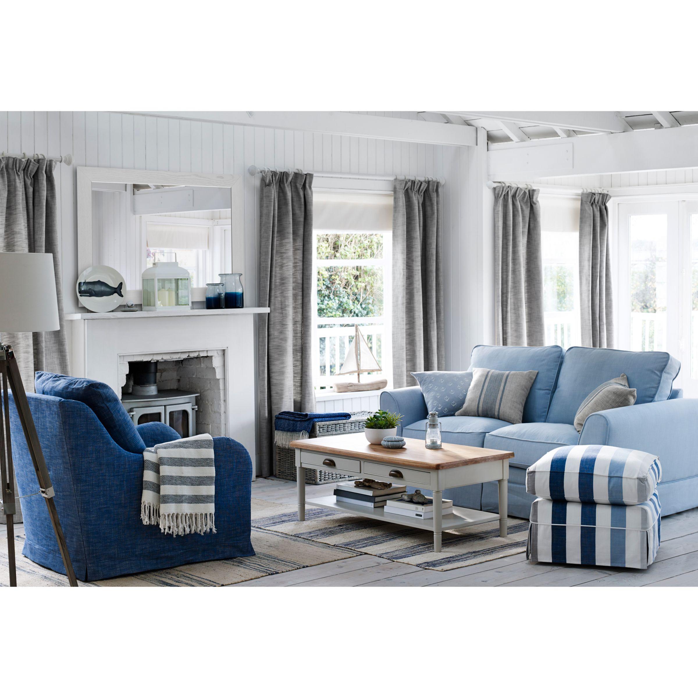 John Lewis Living Room Buy John Lewis Nelson Medium 2 Seater Sofa John Lewis