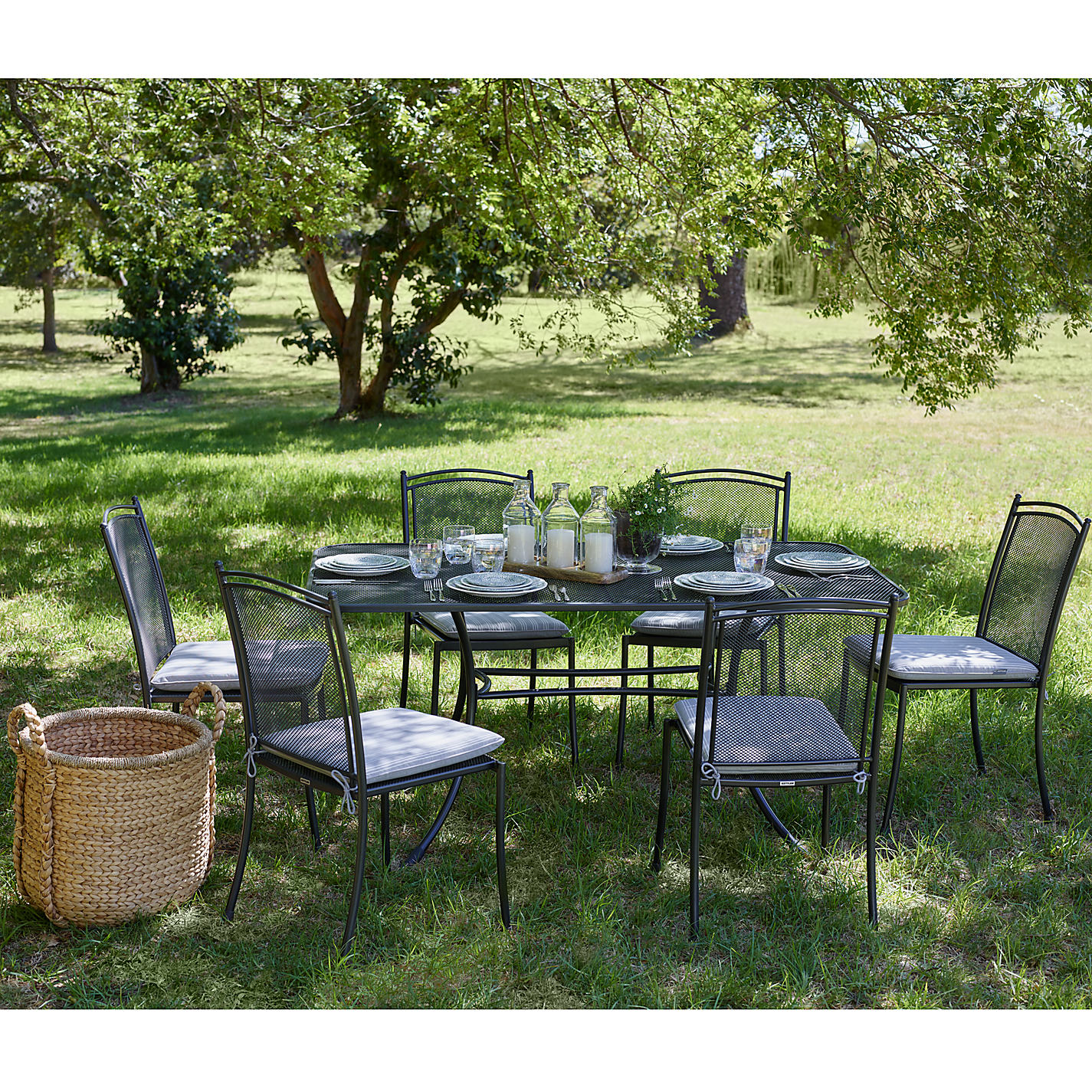 buy john lewis henley by kettler outdoor furniture online at johnlewiscom - Garden Furniture Kettler