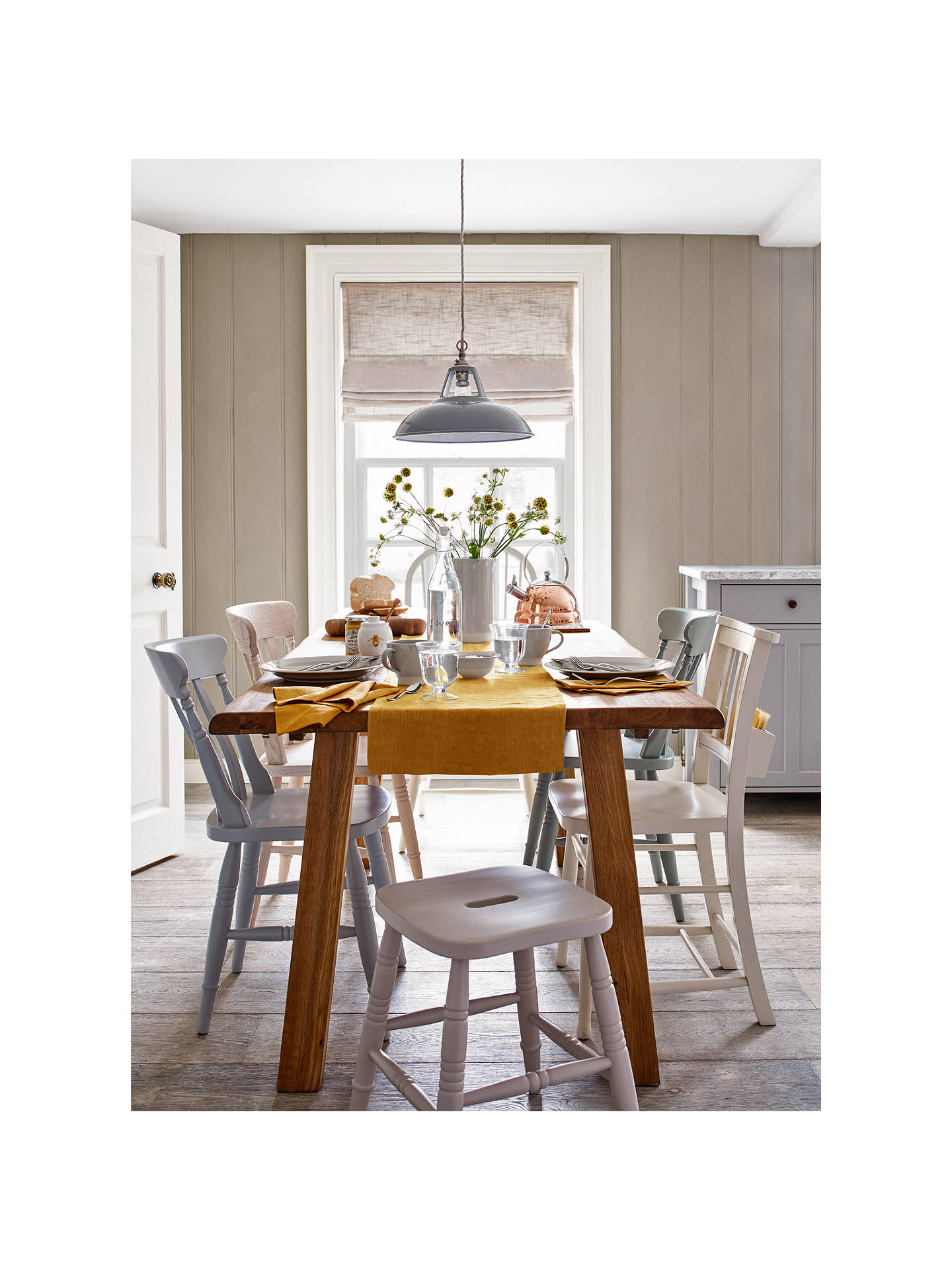 John Lewis Croft Collection Cecile Dining Chair At John Lewis Partners