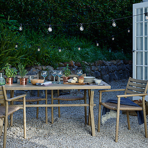 Buy john lewis croft collection islay outdoor furniture for Outdoor furniture qatar