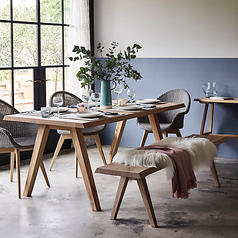 Buy John Lewis Croft Collection Lorn 6 Seater Dining Table Online At Johnlewis