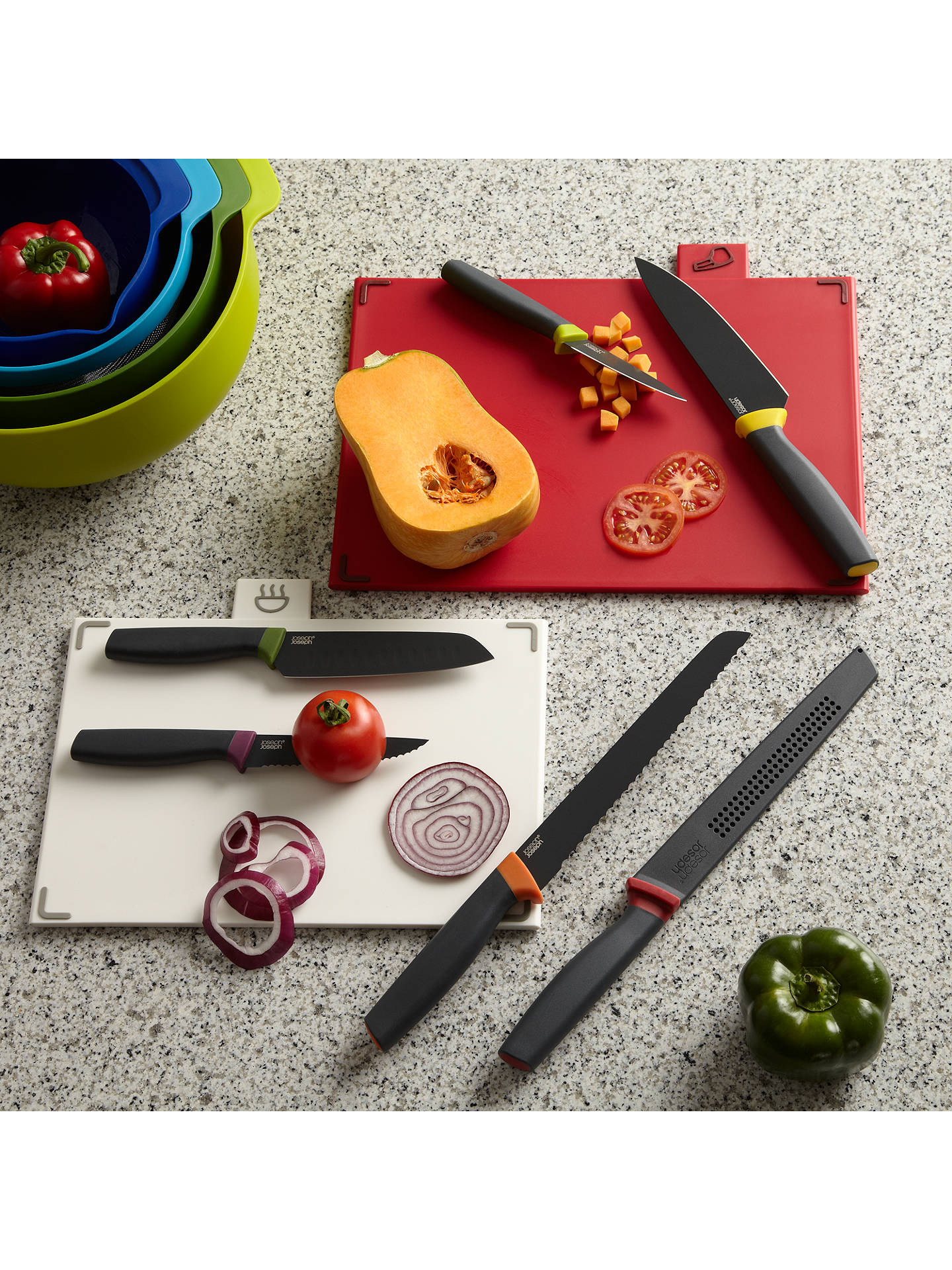Buy Joseph Joseph Elevate Chef's Knife, 16.5cm Online at johnlewis.com