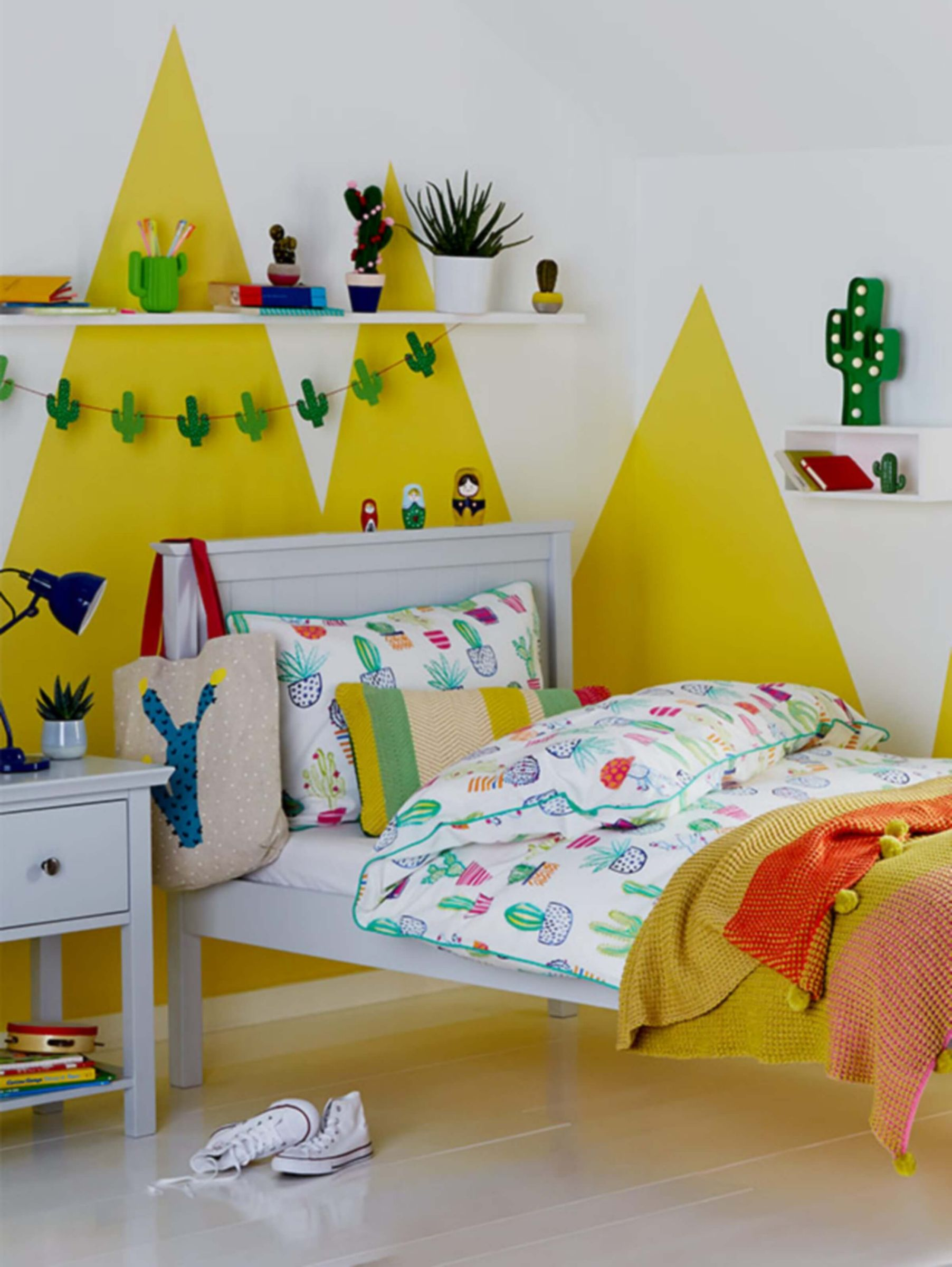CHILDREN'S BEDROOM FURNITURE RANGES