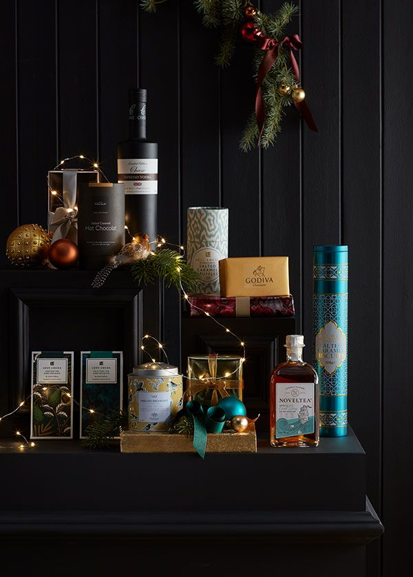 Christmas Gift Food & Alcohol - Christmas Christmas Gift Ideas & Presents John Lewis & Partners