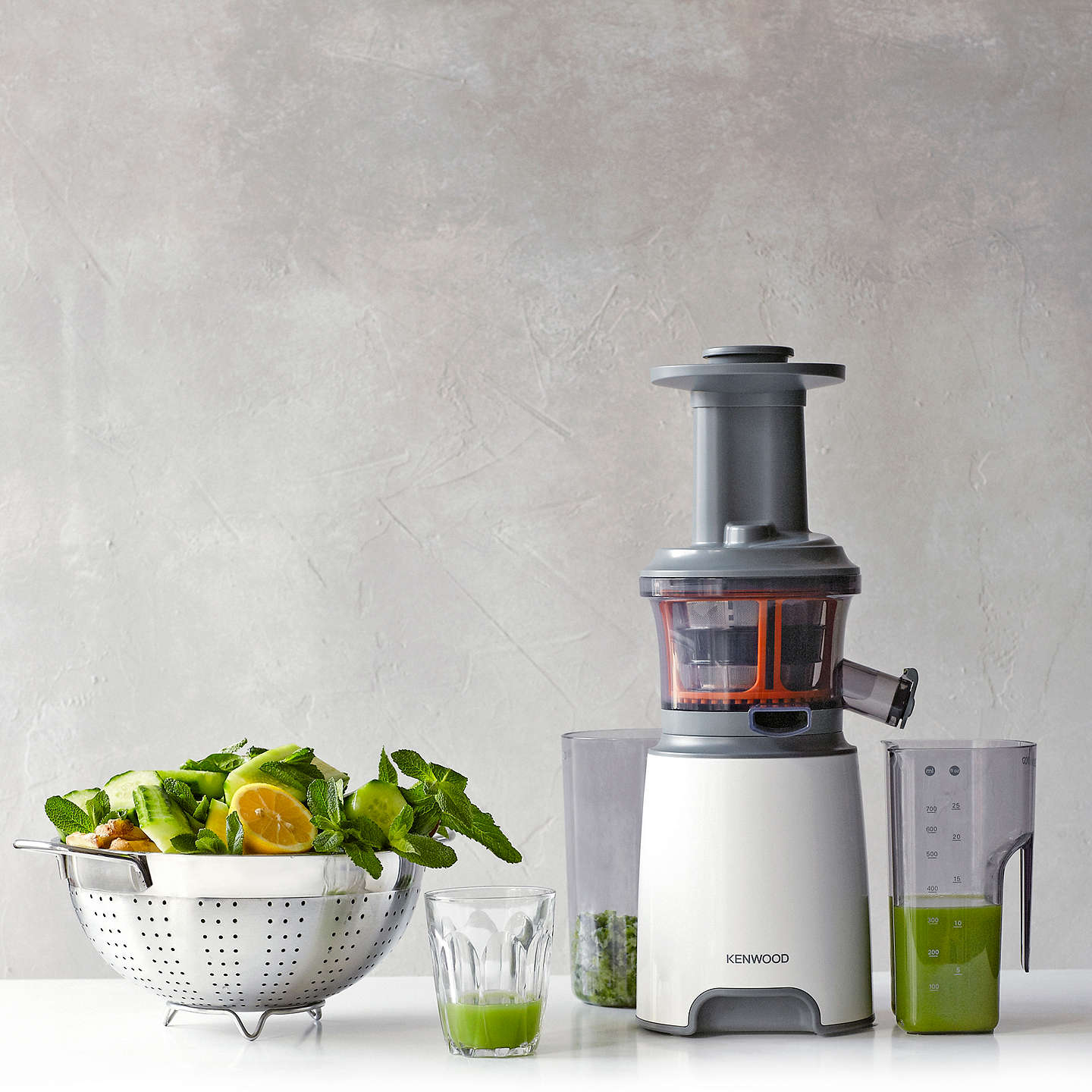 BuyKenwood Purejuice Slow Juicer Online at johnlewis.com
