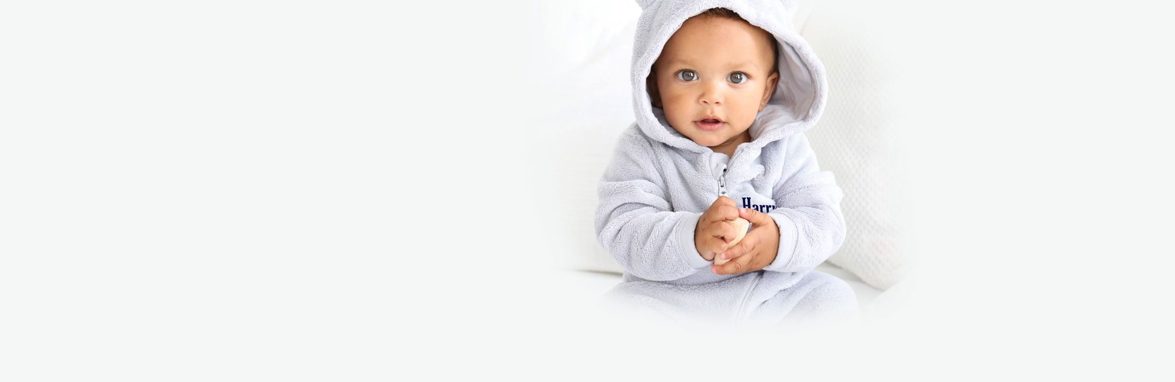 ead800a5 Personalised baby gifts worthy of lasting memories. From teddies and toys  to blankets and clothing, each piece comes with the brand's signature  luxury gift ...