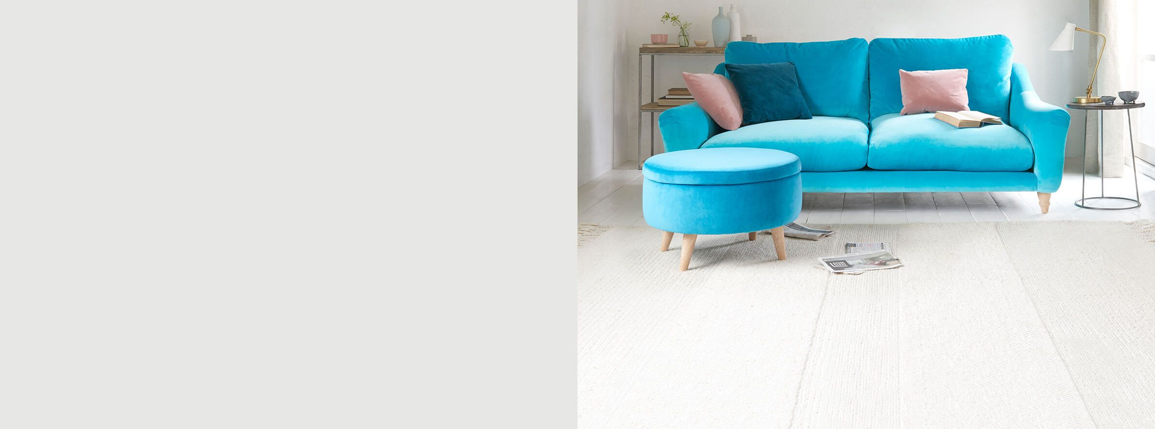 We Ve Collaborated With Leading Uk Furniture Company Loaf To Launch Exclusive Sofas And Beds Designed In Their Distinctly Relaxed Style