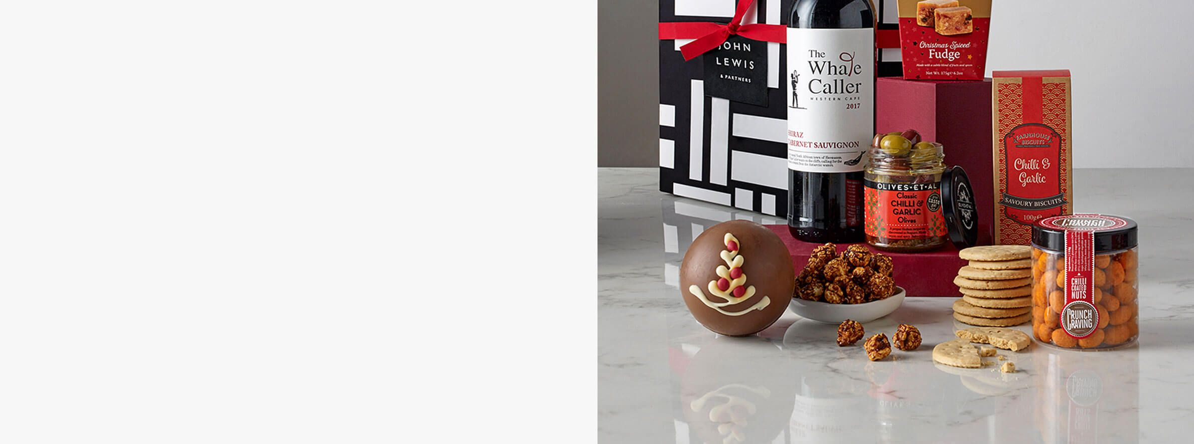 Hampers Build Your Own Traditional Luxury John Lewis Sweety Popok Bayi Comfort Gold Tape M 48 Visit For Business