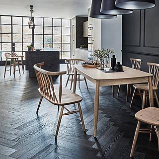 Ercol For John Lewis Shalstone Living Dining Furniture Range