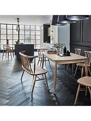 ercol for John Lewis Shalstone Living & Dining Furniture Range