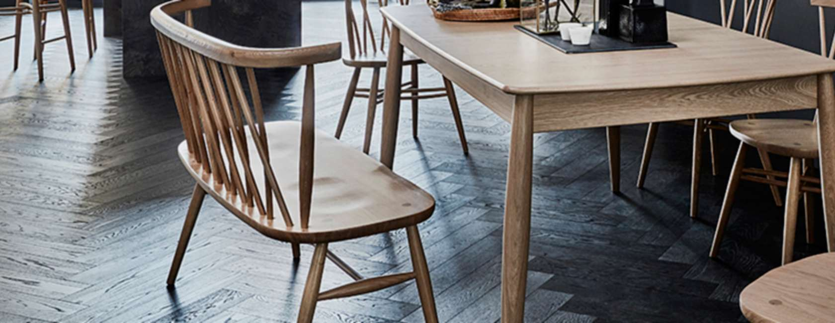 Ercol For John Lewis Shalstone Living Dining Furniture Range At Partners
