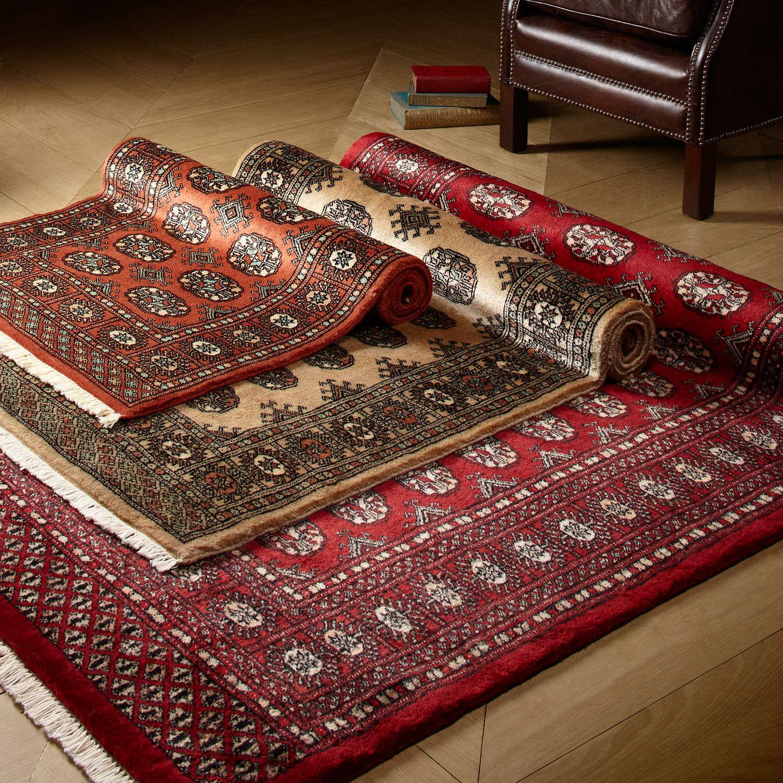 john lewis pakistan bokhara handmade rug at john lewis