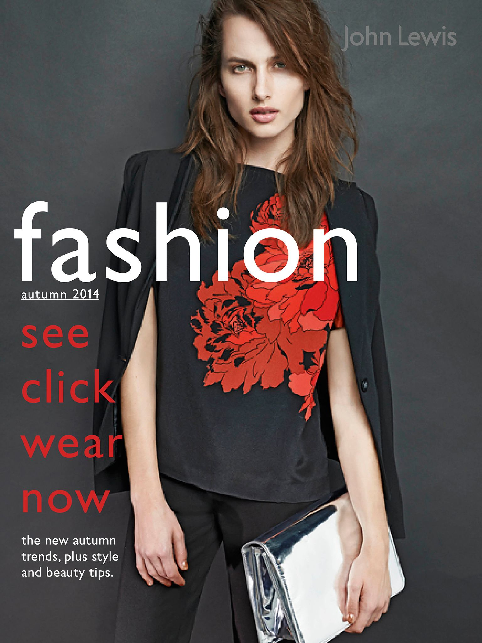 Shop fashion magazine