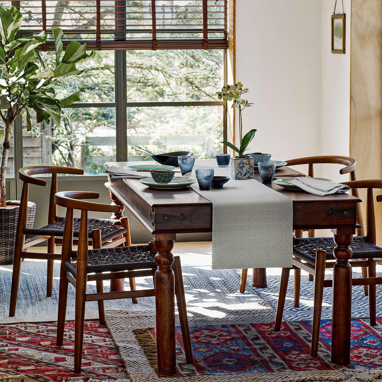 John Lewis Maharani 6 Seater Dining Table at John Lewis