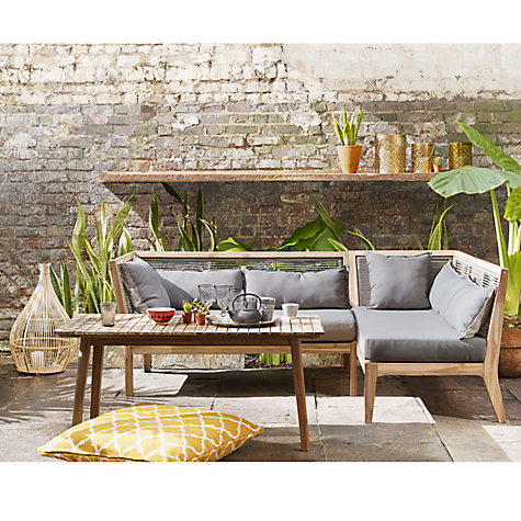 Buy John Lewis Matrix Coffee Table FSC Certified Acacia Online At Johnlewis
