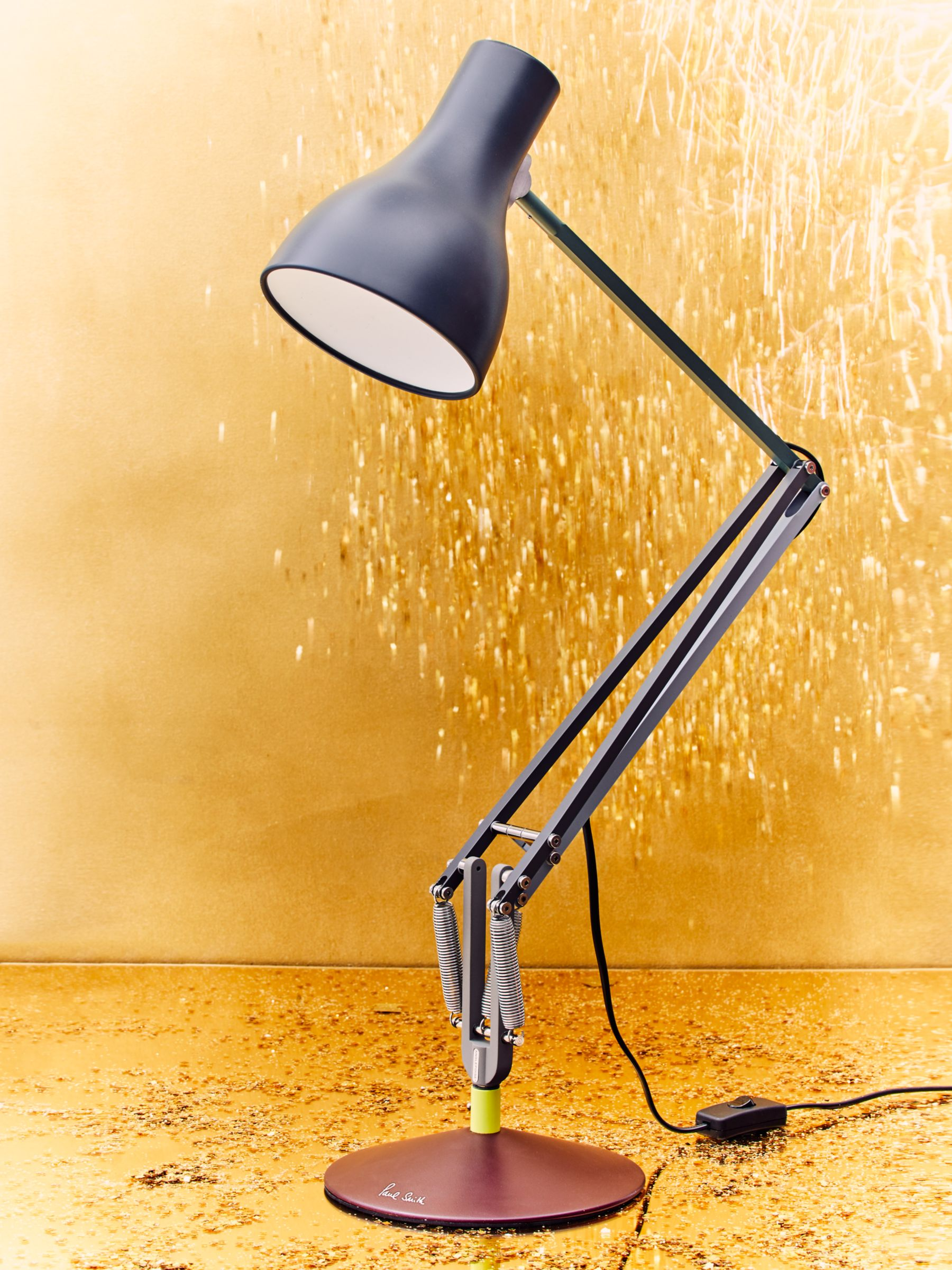 Anglepoise Anglepoise + Paul Smith Defender Type 75 Desk Lamp, Edition 4