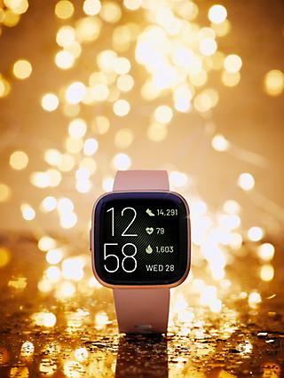 Fitbit Versa 2 Smart Fitness Watch