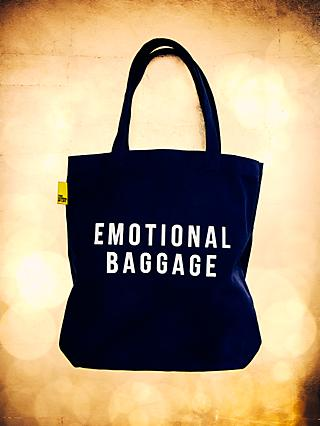 The School of Life Emotional Baggage Tote Bag