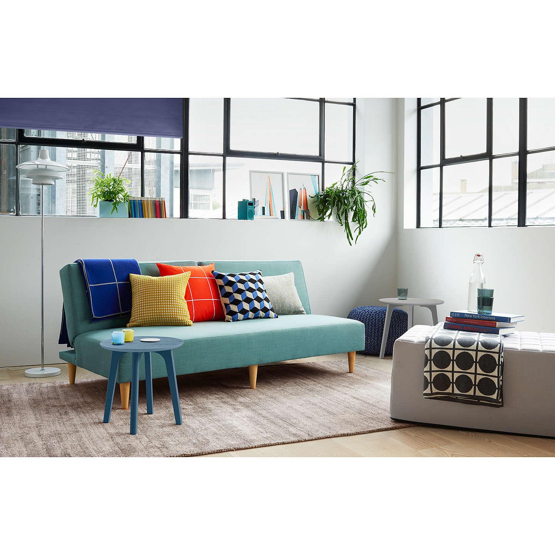 house by john lewis harvey floor lamp white at john lewis. Black Bedroom Furniture Sets. Home Design Ideas