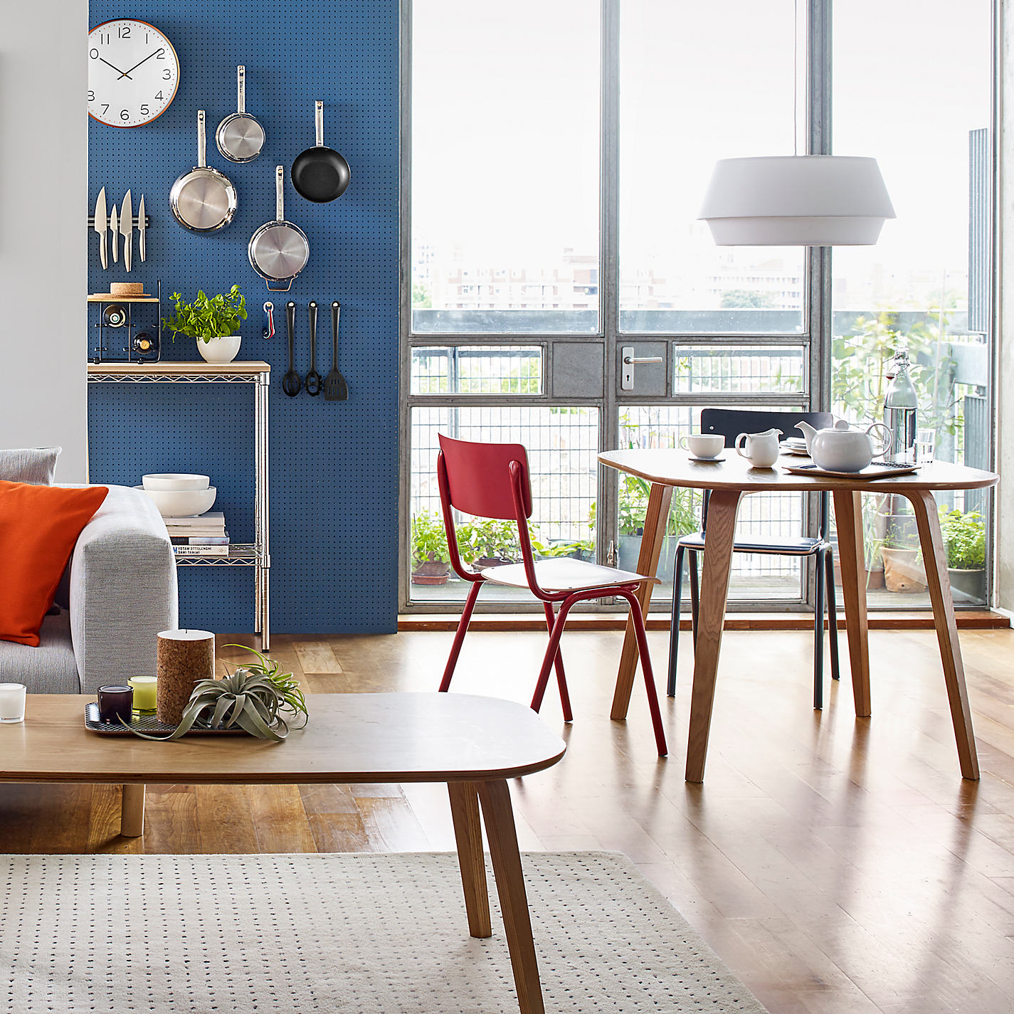 Buy House By John Lewis Anton Dining Table Small Online At Johnlewis