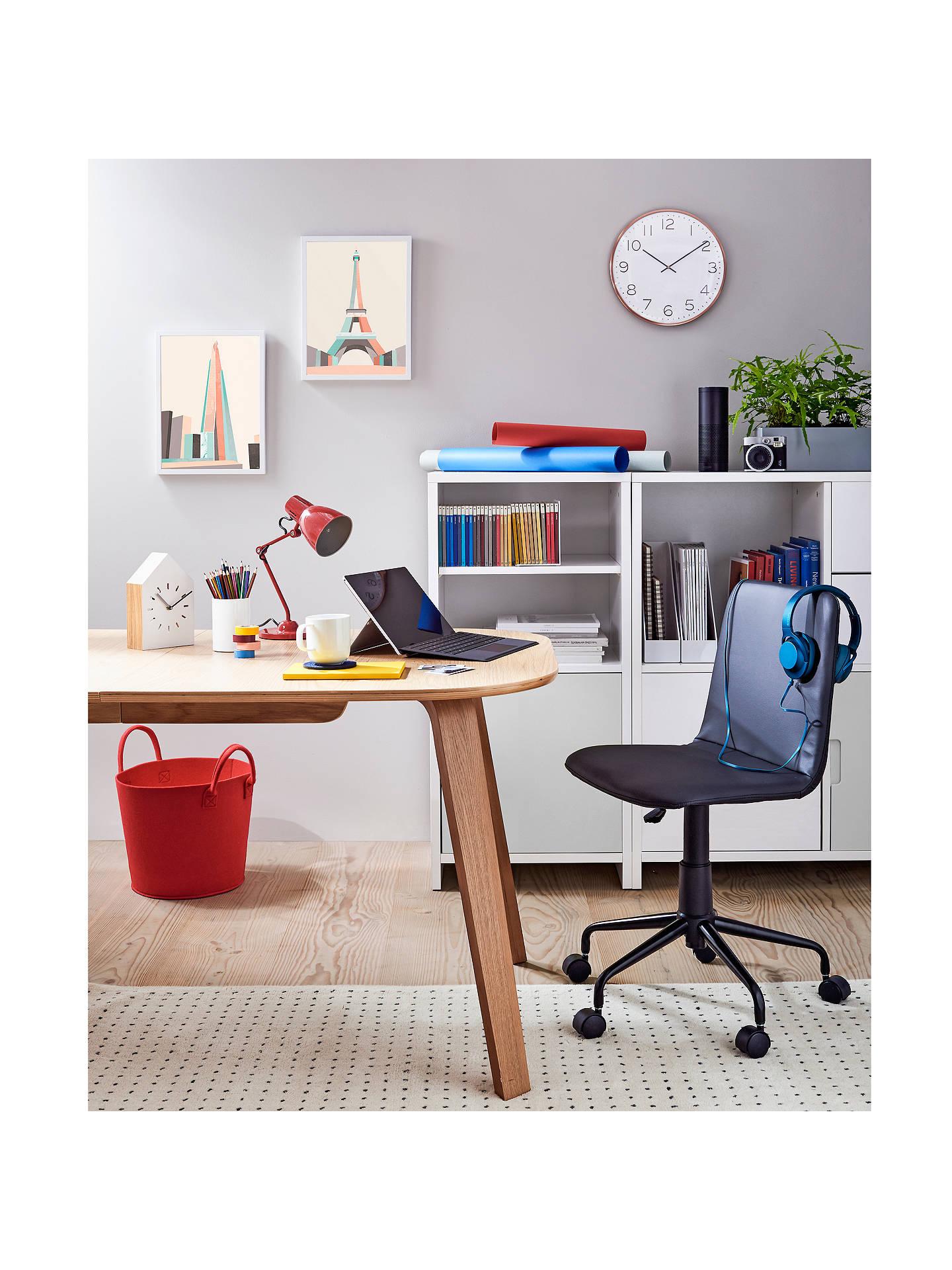 house by john lewis nova office chair at john lewis partners. Black Bedroom Furniture Sets. Home Design Ideas