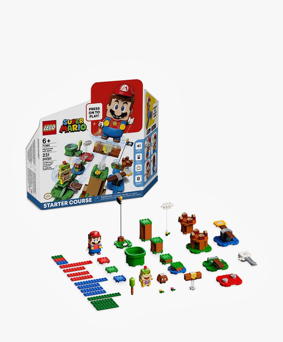 LEGO® Super Mario™ has arrived!