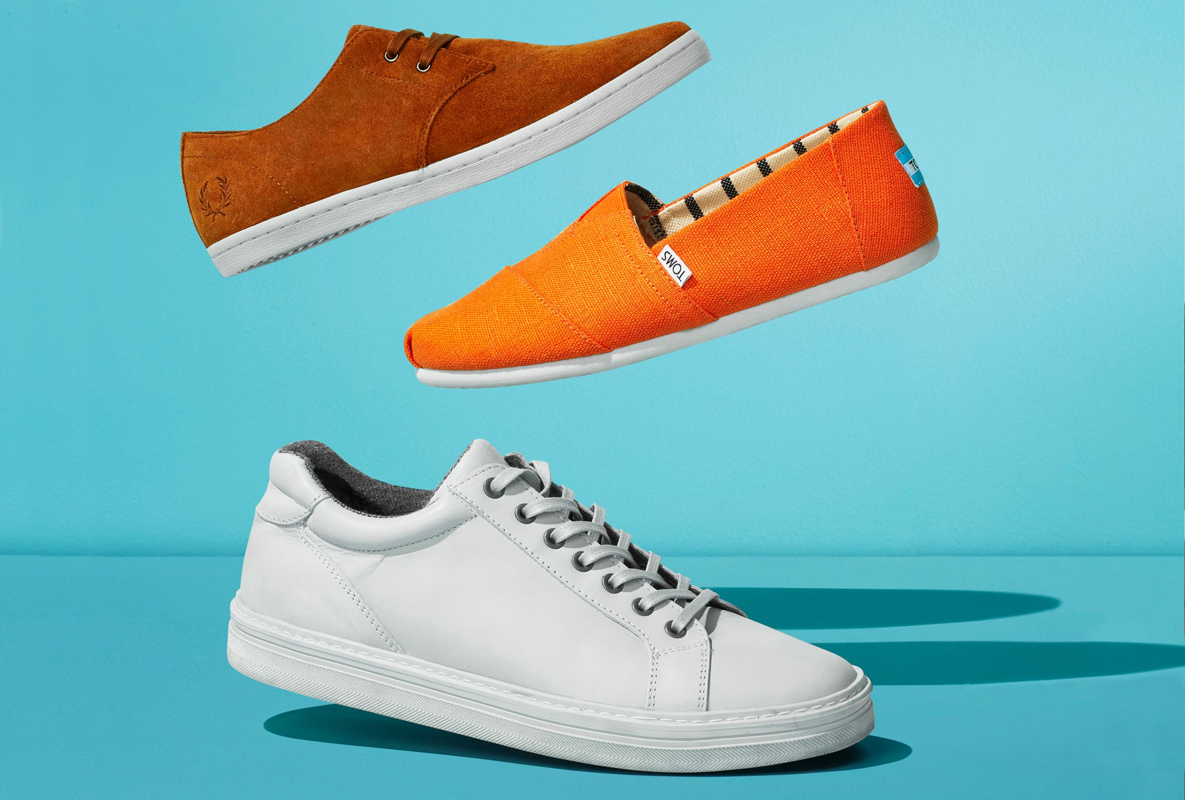 Mens summer shoes