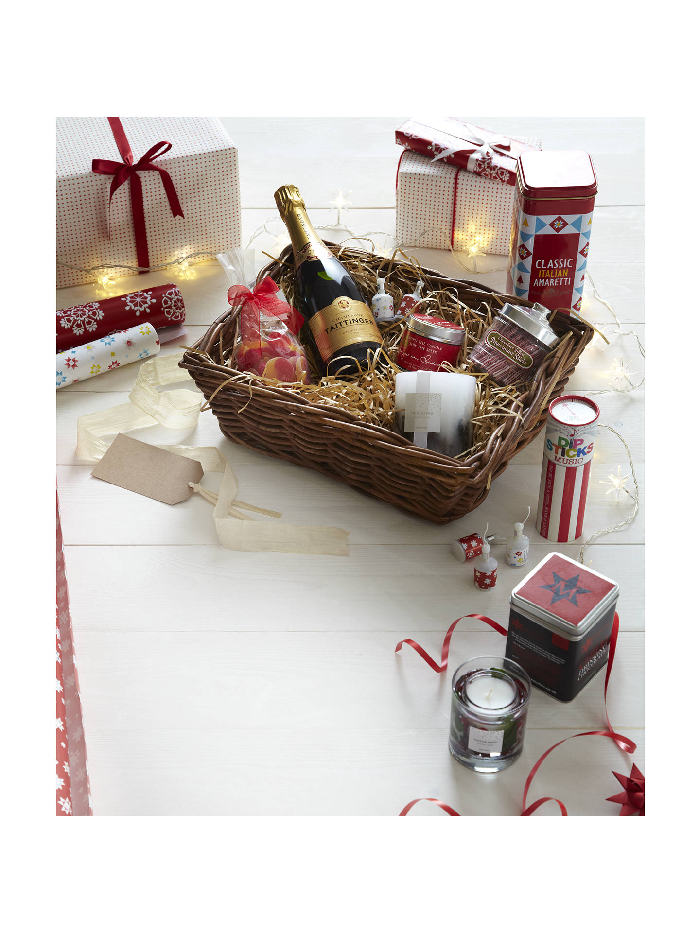 BuyJohn Lewis Build Your Own Hamper Set Online at johnlewis.com