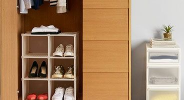 The 25 Best Wardrobe Storage Ideas On