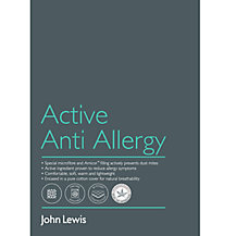 John Lewis Active Anti Allergy Bedding