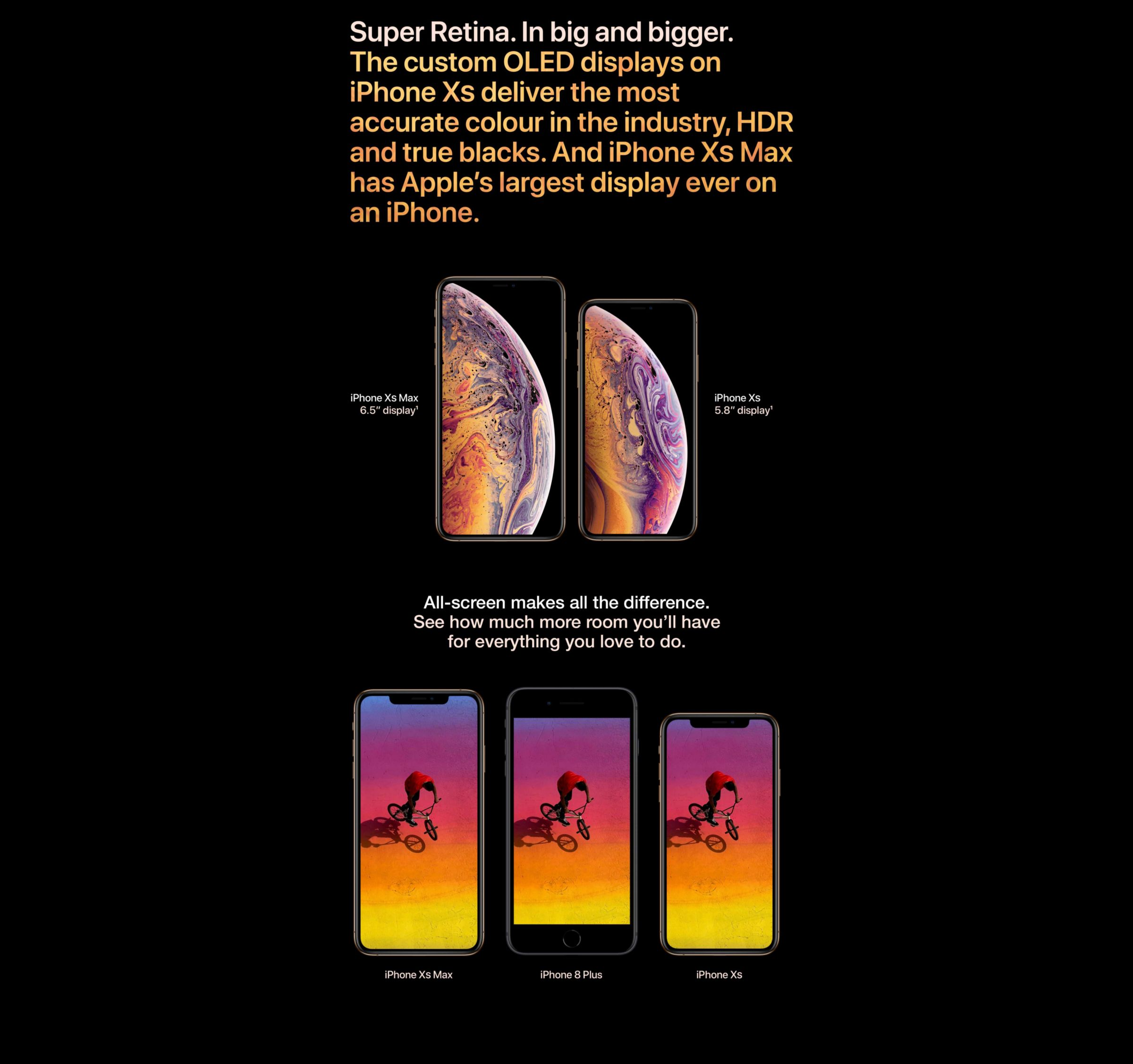 Learn More About Iphone Xs Apple John Lewis Partners