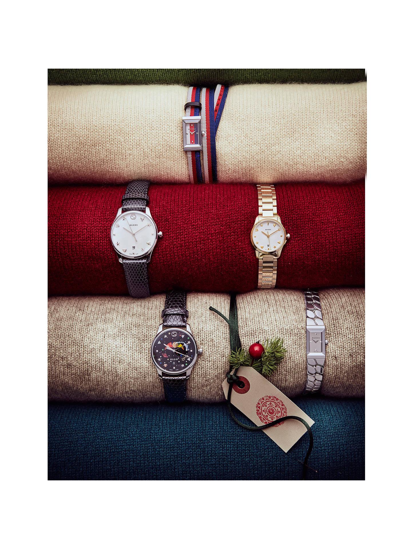 24e1659cb5b Buy Gucci YA147501 Women s G-Frame Bracelet Strap Watch