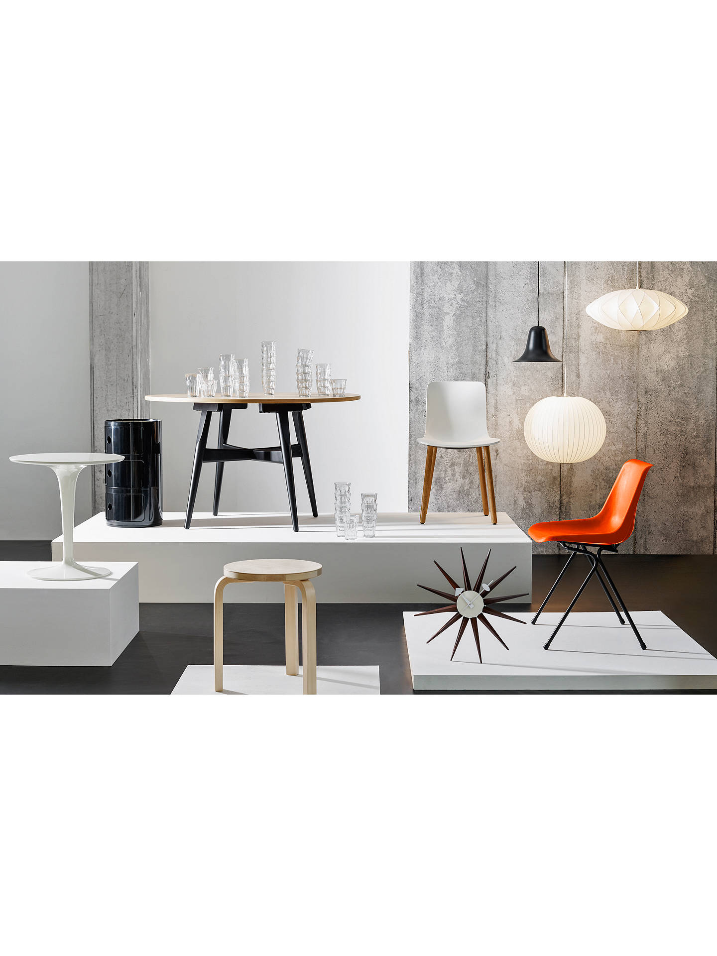 Philippe Starck For Kartell Tip Top Table At John Lewis Partners