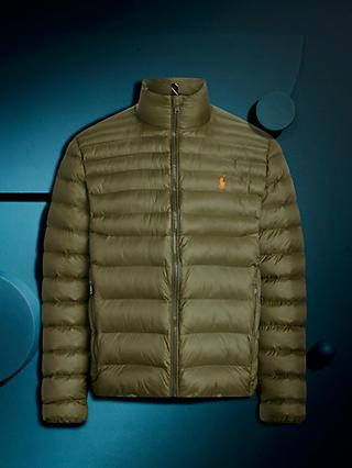 Polo Ralph Lauren Recycled Nylon Earth Jacket