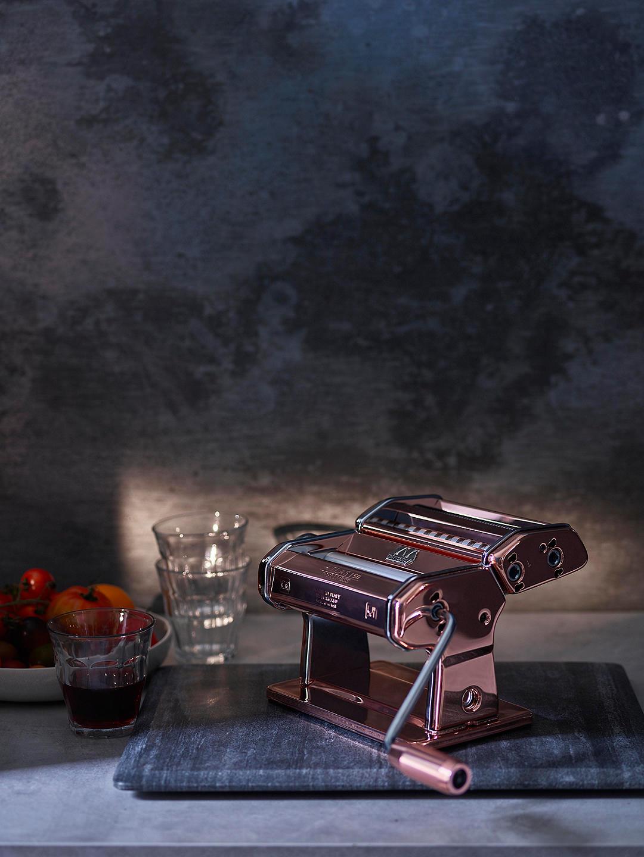 Marcato Atlas 150 Wellness Copper Pasta Machine