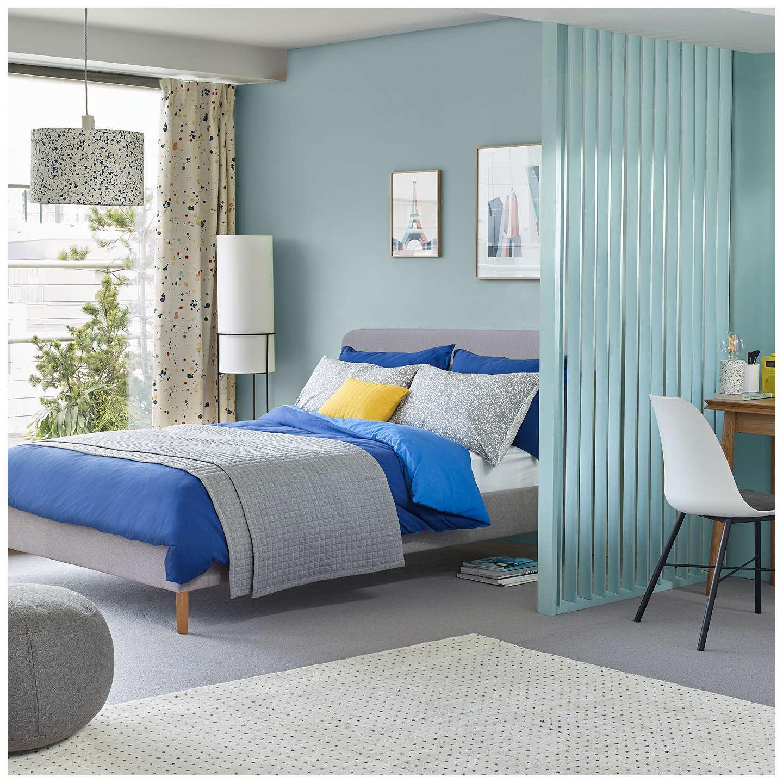 house by john lewis jersey bedspread at john lewis. Black Bedroom Furniture Sets. Home Design Ideas