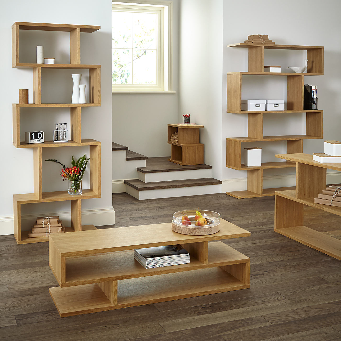 Buy Content By Terence Conran Balance Tall Shelving Online At Johnlewis