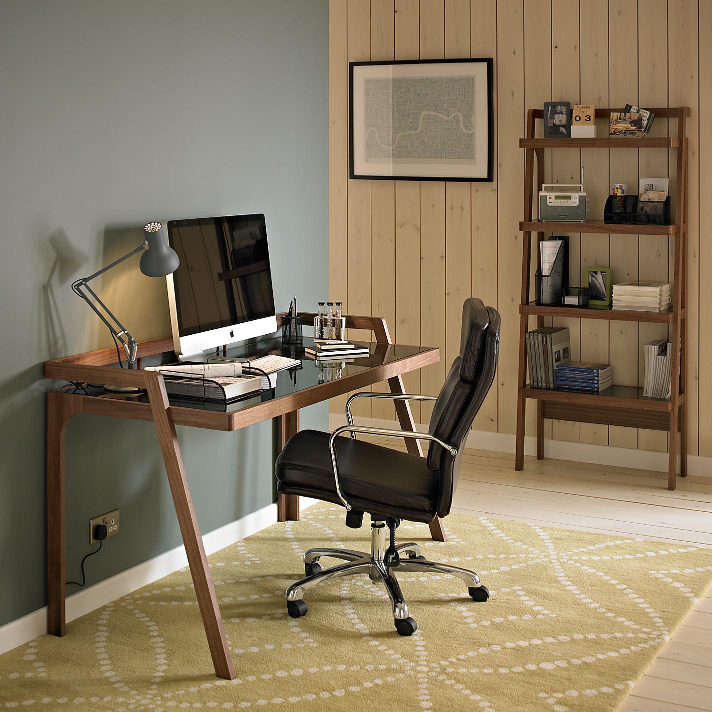 office desk walnut. buy john lewis gazelle desk walnut online at johnlewiscom office
