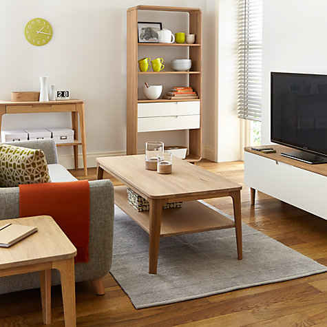 Buy Ebbe Gehl For John Lewis Mira Coffee Table Online At Johnlewis