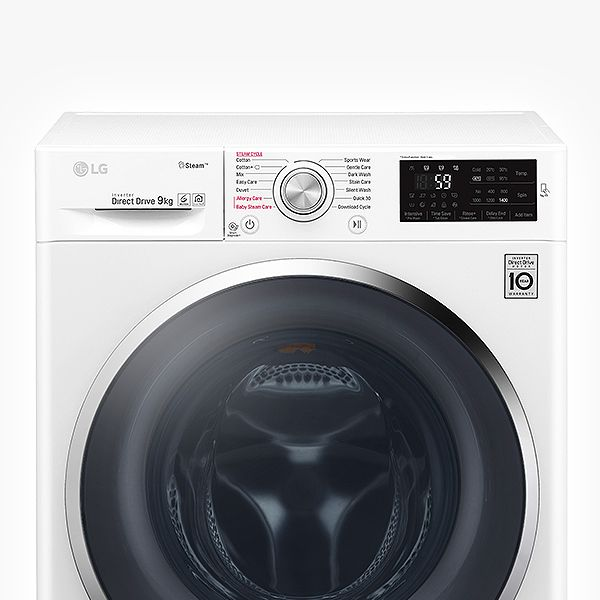 View all LG Washing Machines – Dryers
