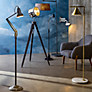 Buy Flos Captain Flint LED Floor Lamp, Brass Online at johnlewis.com