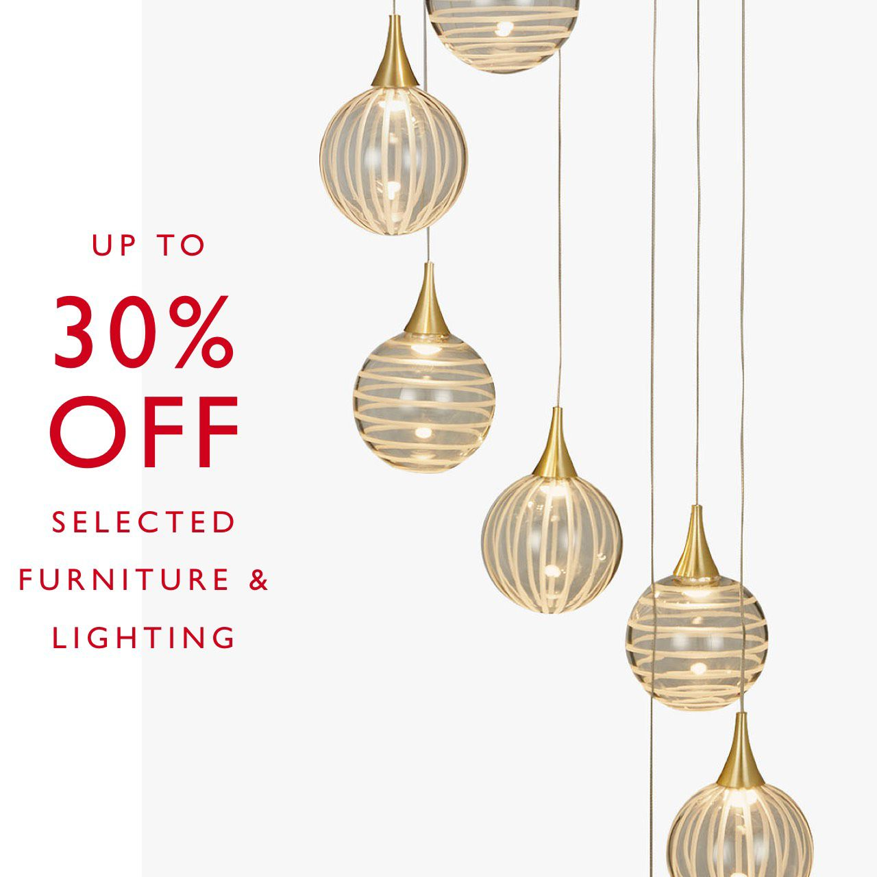 Furniture & Lights Offers