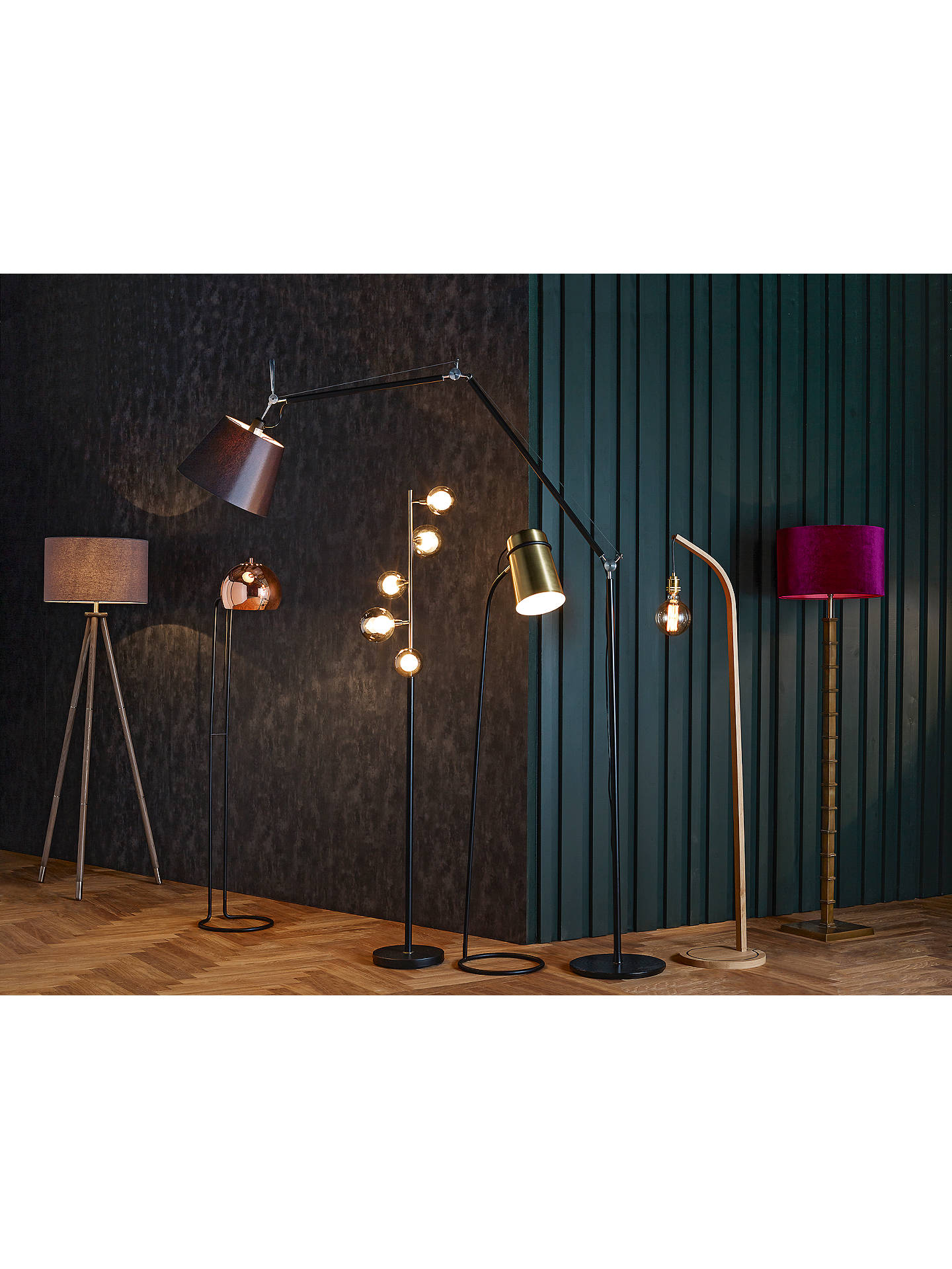 John lewis lamp for Sale | Lighting