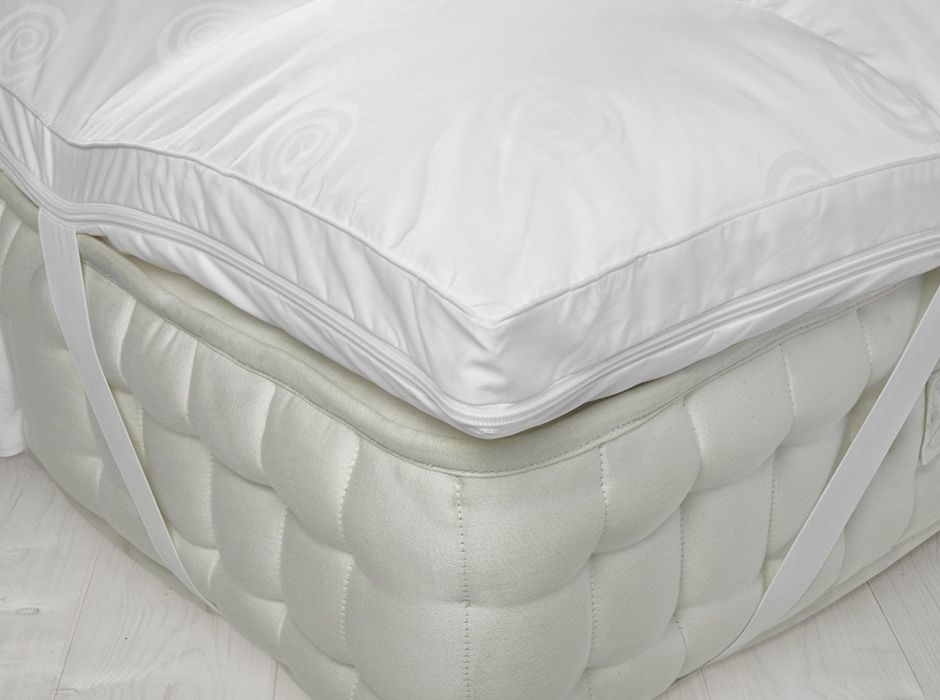 example of a mattress topper
