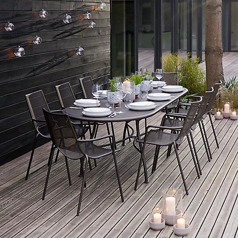 Buy John Lewis Ala Mesh Outdoor Furniture Online at johnlewis com. Garden Furniture Ranges   John Lewis